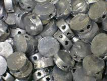 svincovaja plomba - Свинцовая пломба 16 мм