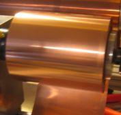 med rulonnaja 0 - Патинированная медь TECU (оксидированная медь)