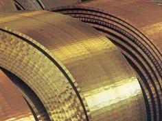 polosa bronzovaja brb2 - Полоса бронзовая БрБ2