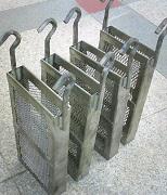 anodnye korziny iz titana dlya galvaniki - Анодные корзины из титана для гальваники