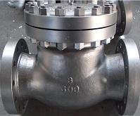 obratnyy klapan iz nerzhaveyushchey stali - Обратный клапан из нержавеющей стали