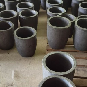 Tigel keramiko grafitovyj - Тигель керамико-графитовый